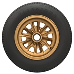 Coker Tire 682280 Firestone Indy Tire, 9.20-15