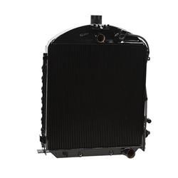Walker Z-AC487-1 Z-Series 28-29 Model A Radiator/Condser Chevy Engine