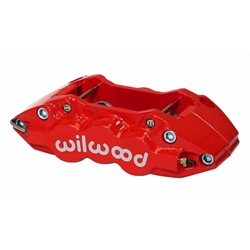 Wilwood 120-11667-FSR W4A Radial Front Mount RH Rotor, Red