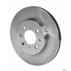 Wilwood 160-12959 HP Vented Brake Rotor/Hat, .68 Inch Offset, 10.32 In