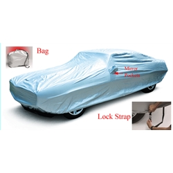 Intro-Tech Dri-Fit Series Intro Guard Car Cover, 70-73 Camaro/Firebird