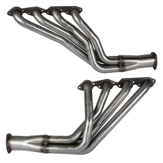1964-1974 Big Block Chevy Long Tube Headers, Plain