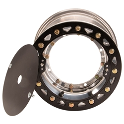 Micro Sprint Front Wheel, 7 X 4 Inch with Beadlock