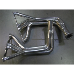 Chevy Fender Well Headers http://www.speedwaymotors.com/Garage-Sale-1955-57-Chevy-Fender-Well-Headers-AHC,52417.html