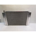 Garage Sale - AFCO 80103NP Performance Aluminum Radiator, 26-3/4X18-1/2 Inch, GM