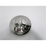 Garage Sale - 1935 Ford V8 Style Hubcap, Stainless Steel