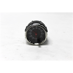 Garage Sale - Docs Kustom 930132 Omega Clock, 2-1/16, Black Face