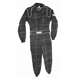 Garage Sale - Speedway 2 Layer Racing Suit, One-Piece, SFI-5 Rated, Small