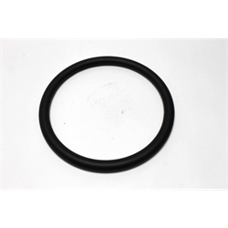 Garage Sale - Black Leather Steering wheel Wrap