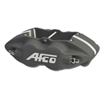AFCO 6630140 F33 Forged Aluminum Caliper-1.25 In Rotor-1-3/4 In Piston