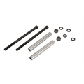 AFCO 7242-0092 F88i Series 1.25 Inch Caliper Bridge Bolt Kit