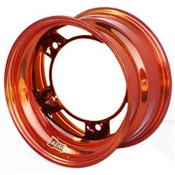 Aero 50-920530ORG 50 Series 15x12 Wheel, 5 on WIDE 5 BP, 3 Inch BS