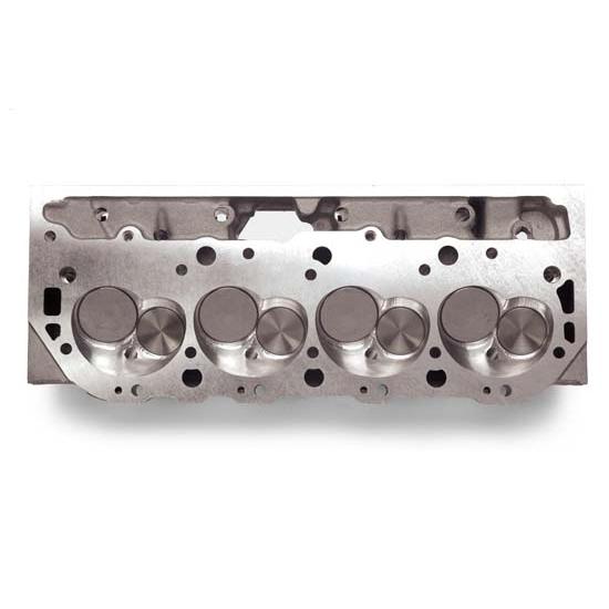 Edelbrock 61409 Victor 24 Deg. CNC-Ported Cylinder Head