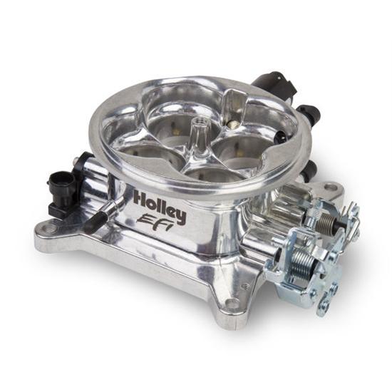 Holley 112 588 Universal 4bbl 1000cfm 4150 Flange Throttle