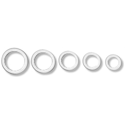 Earls 177100ERL AN 901 Aluminum Crush Washer, Package Of 10