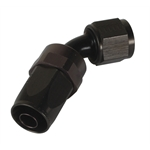 Aeroquip FBM4423 Black Hose End Coupler Fitting-45 Degree Angle, -8 AN