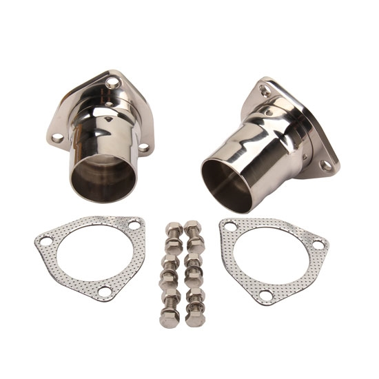Stainless header reducer kit to inch