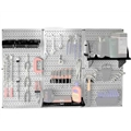 Standard Workbench Tool Organizer Kit, Wall Control Storage System