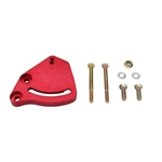Speedway Deluxe Power Steering Pump Bracket, Chevy LH Block Mount