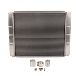 U-Weld-It Custom Aluminum Radiator Kit, 24 x 19 Inch