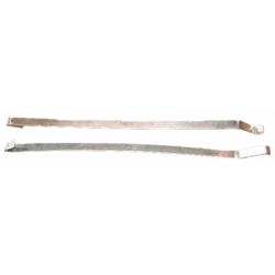 Sherman ST48 64-67 Chevelle/El Camino Fuel Tank Mounting Straps, Pair
