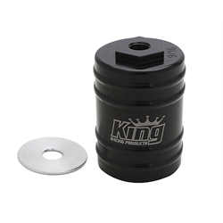 King Racing Shock Cup, For 1/2 Threaded Shaft