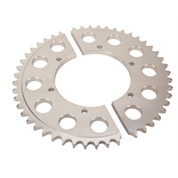 Henchcraft® Mini Lightning Sprint 2-Piece Rear Aluminum Sprocket