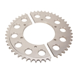 Henchcraft Mini Lightning Sprint 2-Piece Rear Aluminum Sprocket