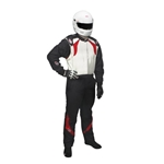 Garage Sale - Bell Vision II Racing Suit, Black, Size Large