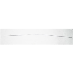 Garage Sale - Clayton Machine AES-6 Smooth Aluminum Interior Trim, 6 Foot Long