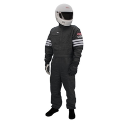 Garage Sale - Simpson Nomex One Piece Double Layer Black XXL SFI5 Racing Suit