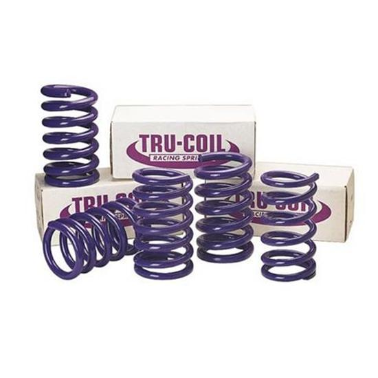 Tru-Coil Racing Front Coil Springs, 5-1/2 x 9-1/2 Inches