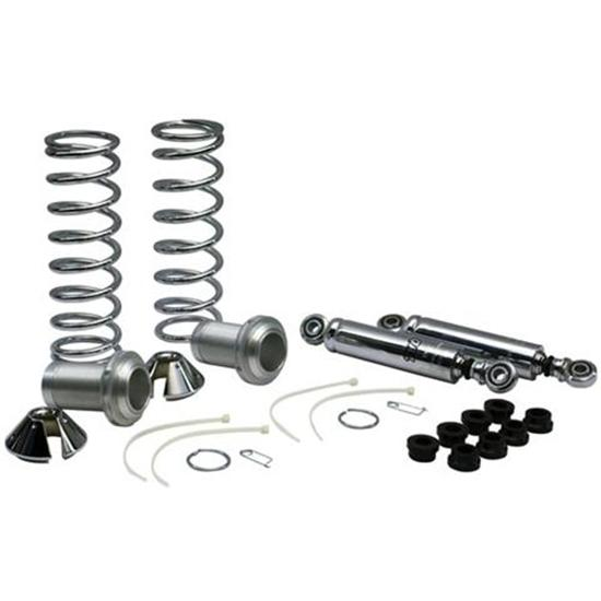 Carrera Rear Coilover Shock Kit-300 Spring Rate 14.9 Inch Mounted Lt.