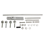 Three 2 Barrel Progressive Linkage Kit
