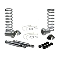 Carrera Front Coilover Shock Kit-140 Spring Rate 11.5 Inch Mounted Lt.