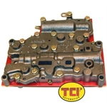 TCI 744600 Powerglide Circle Track Internal Valve Body, Low Gear Only