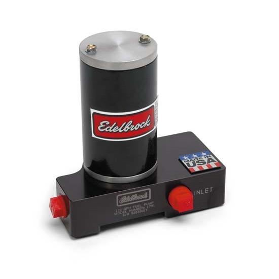 Edelbrock 1791 Quiet Flo Electric Fuel Pumps 6 5 Psi Max