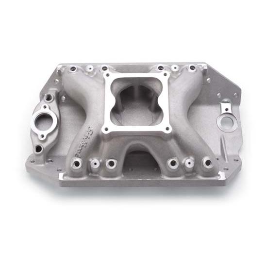 Edelbrock 28045 Big Victor HV Spread-Port Intake Manifold