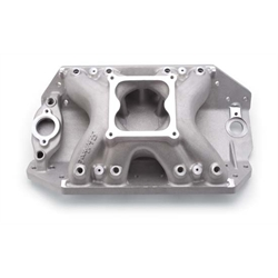 Edelbrock 28045 Big Victor HV Spread-Port Intake Manifold, BB Chevy