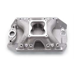 Edelbrock 28045 Big Victor HV Spread-Port Intake Manifold, BB Chevy