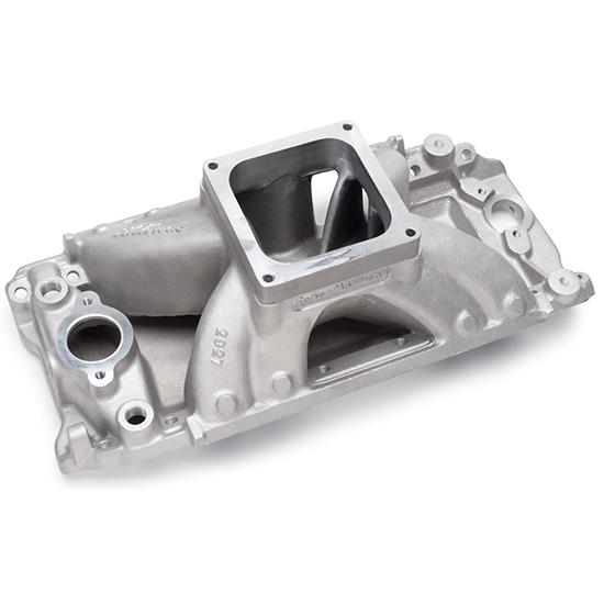 Edelbrock 29171 Super Victor CNC Intake Manifold, Big