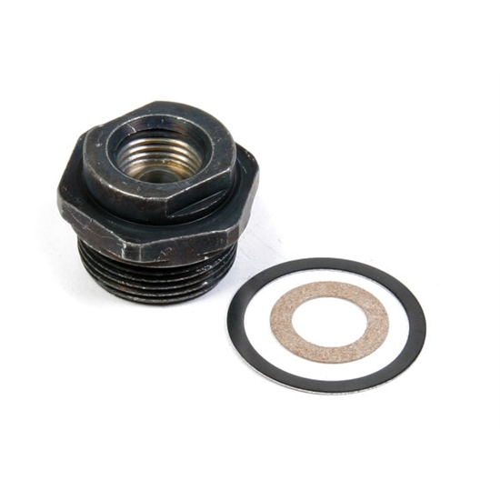 Holley inverted flare fitting tube thread