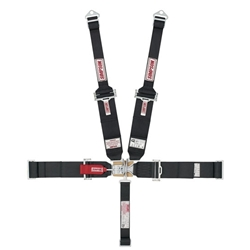 Simpson 55 In Sport Belt Hans Device 5-Point Harness Combo Wrap Around