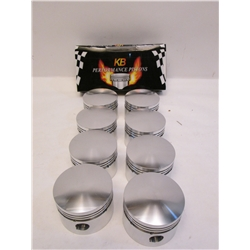 Garage Sale - ICON Forged Ford 276 V8 Piston Set, .030 Oversized, 3.312 Bore, 7 Inch Rod