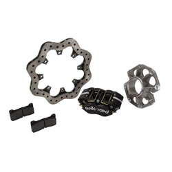 Inboard Sprint Car Brake Kit w/ Drilled .810 Inch Iron Rotors