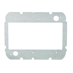 1957 Chevy Car Heater Core Mounting Plate
