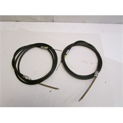 GARAGE SALE - TRANS MNT E BRAKE CABLES