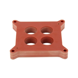 Speedway Phenolic 4-Hole 1 Inch Carburetor Spacer
