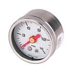 Auto Meter 2175 Hi-Vibration Pressure Gauge, 0-15 PSI