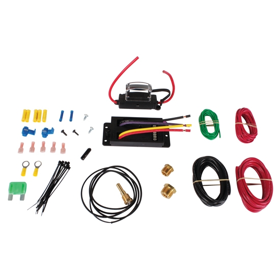 flex a lite wiring diagram flex image wiring diagram flex a lite 31147 adjustable electric fan control kit on flex a lite wiring diagram